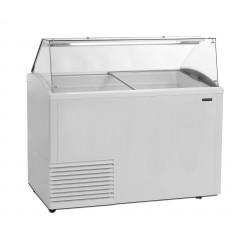 Congélateur ouvert 400 litres