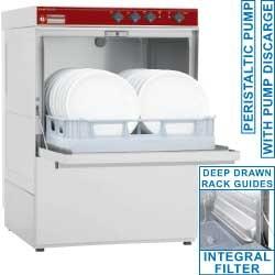 Lave vaisselle avec pompe de vidange en 380 v