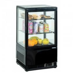 Vitrine réfrigérée à poser 58 litres