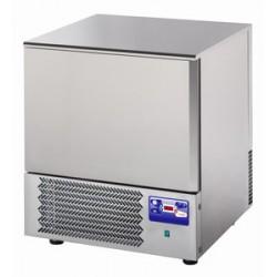 Cellule de refroidissement et congélation rapide 3 x GN 1/1 ou 600x400
