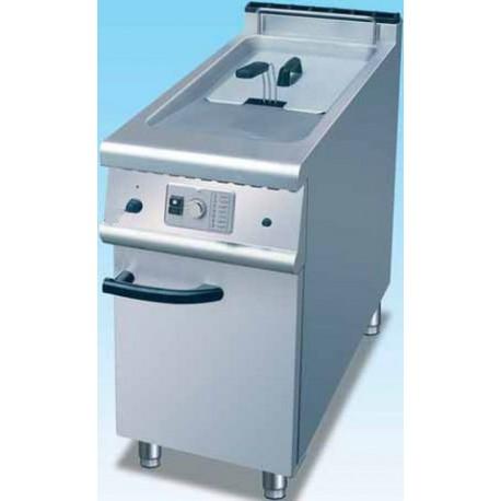 Friteuse gaz sur coffre 21 litres