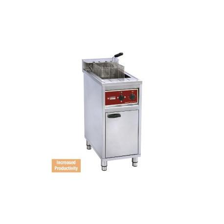 Friteuse 16 litres sur coffre | FSM-16E/N - Diamond