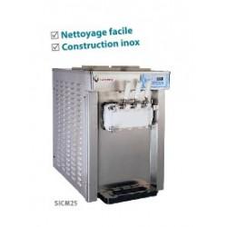 Machine à glace italienne à poser