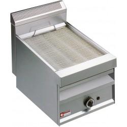 Grill vapeur à gaz 420x700xh440/610