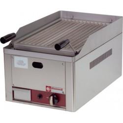 Grill pierre de lave à gaz 300x500 mm