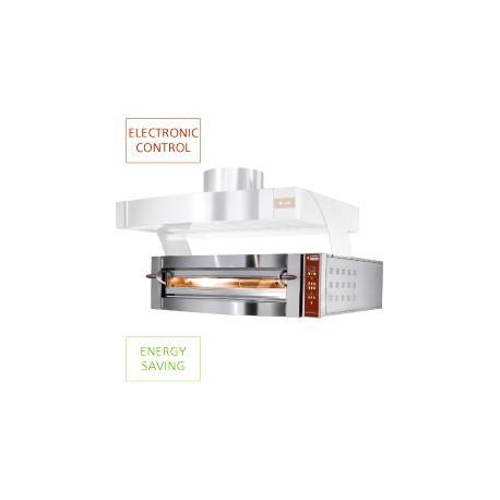 Four à pizza électrique 9 pizzas | GDX9/35-DP - Diamond