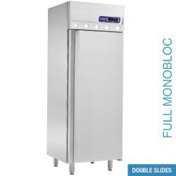 Armoire frigorifique négative inox 700 litres