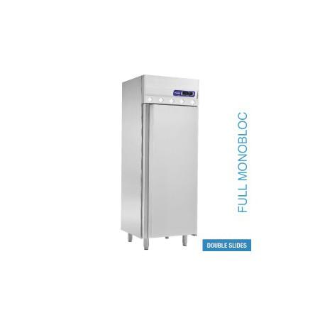 Armoire frigorifique négative inox 700 litres  | IE70/R2 - Diamond