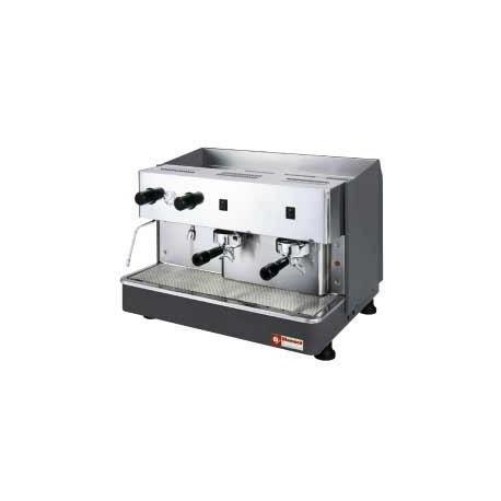 Machine à café expresso 2 groupes | COMPACT/2P+DVAB - Diamond