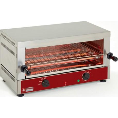 Toaster salamandre 520x320 mm   MS12/R-N - Diamond