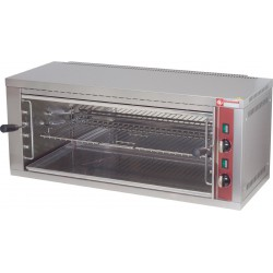 Toaster salamandre électrique réglable 880x350xh400 mm