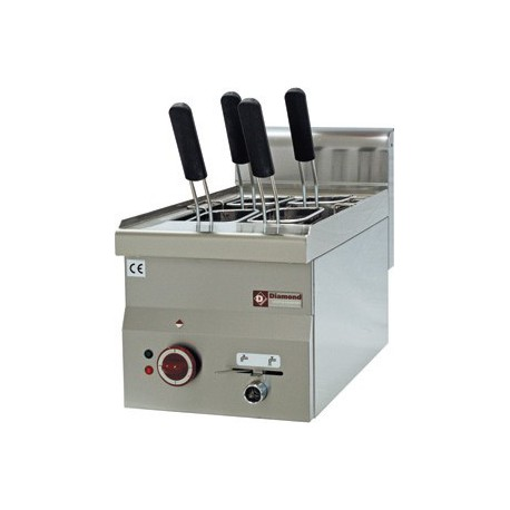 Cuiseur à pâtes électrique 14 litres | E60/CP3T - Diamond