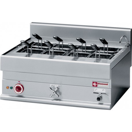 Cuiseur à pâtes électrique 40 litres | E65/CP7T - Diamond