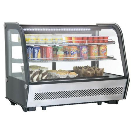 Vitrine réfrigérée à poser 160 litres | VRC160