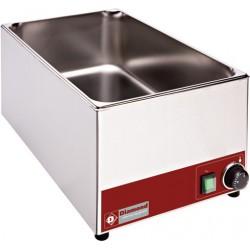 Bain-marie de table électrique GN 1/1 - 150 mm