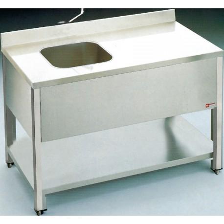 Table de chef 1400x700 mm | TV1471SA - Diamond