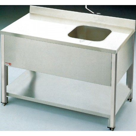 Table de chef 1400x700 mm | TV1471DA - Diamond