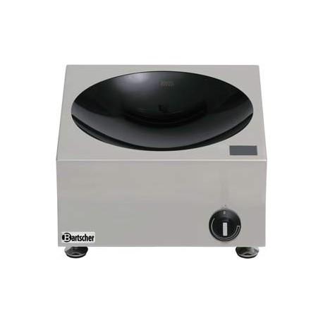 Wok à induction 3 kW | 105840 - Bartscher