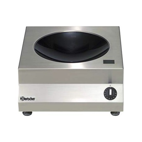 Wok à induction 5 kW | A105937 - Bartscher