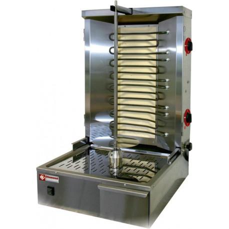Machine à kebab électrique 35 Kg | KEB-E60 - Diamond